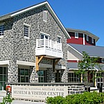 The NPS Museum and Visitor Center