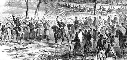 Civil War Timeline Gettysburg National Military Park U S