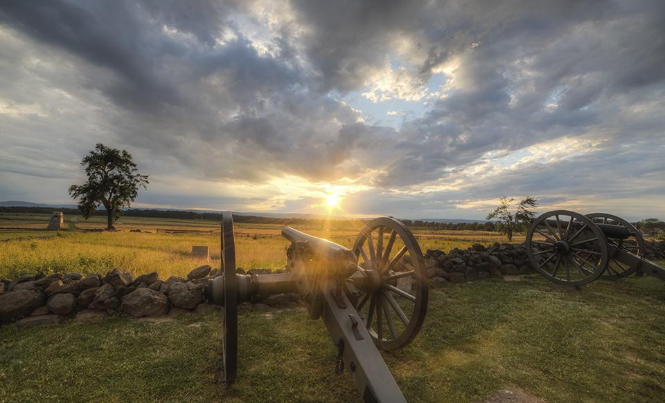 Management Gettysburg National Military Park U S