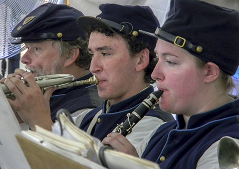 46th PA Regiment Band