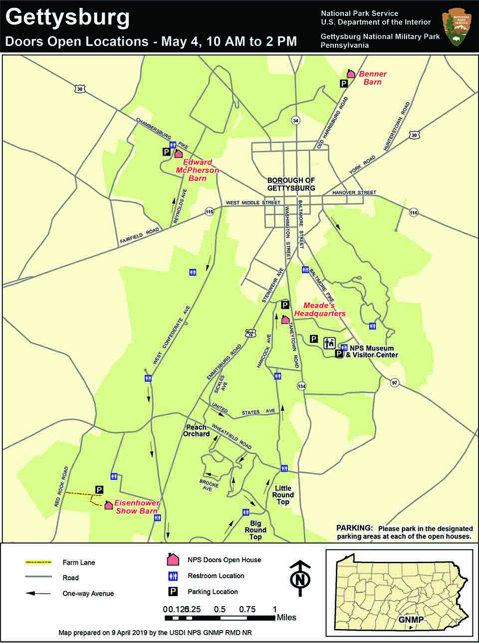 "Explore Four Gettysburg Structures During ""Doors Open ... on gettysburg historic site map, gettysburg johnny reb trail guide, gettysburg national history, gettysburg tour map, gettysburg cemetery map, gettysburg city map, gettysburg national visitor center, gettysburg visitor center gift shop, gettysburg visitor center hours, pennsylvania national parks map, gettysburg south dakota map, cemetery hill map, gettysburg address map, gettysburg walking map, gettysburg tourism map, gettysburg virginia map, gettysburg pennsylvania on us map, gettysburg topographic map, jackson parish louisiana map, gettysburg monuments map by state,"