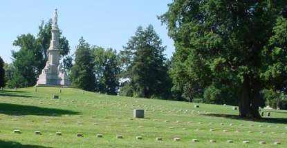 Soldiers' National Cemetery at Gettysburg