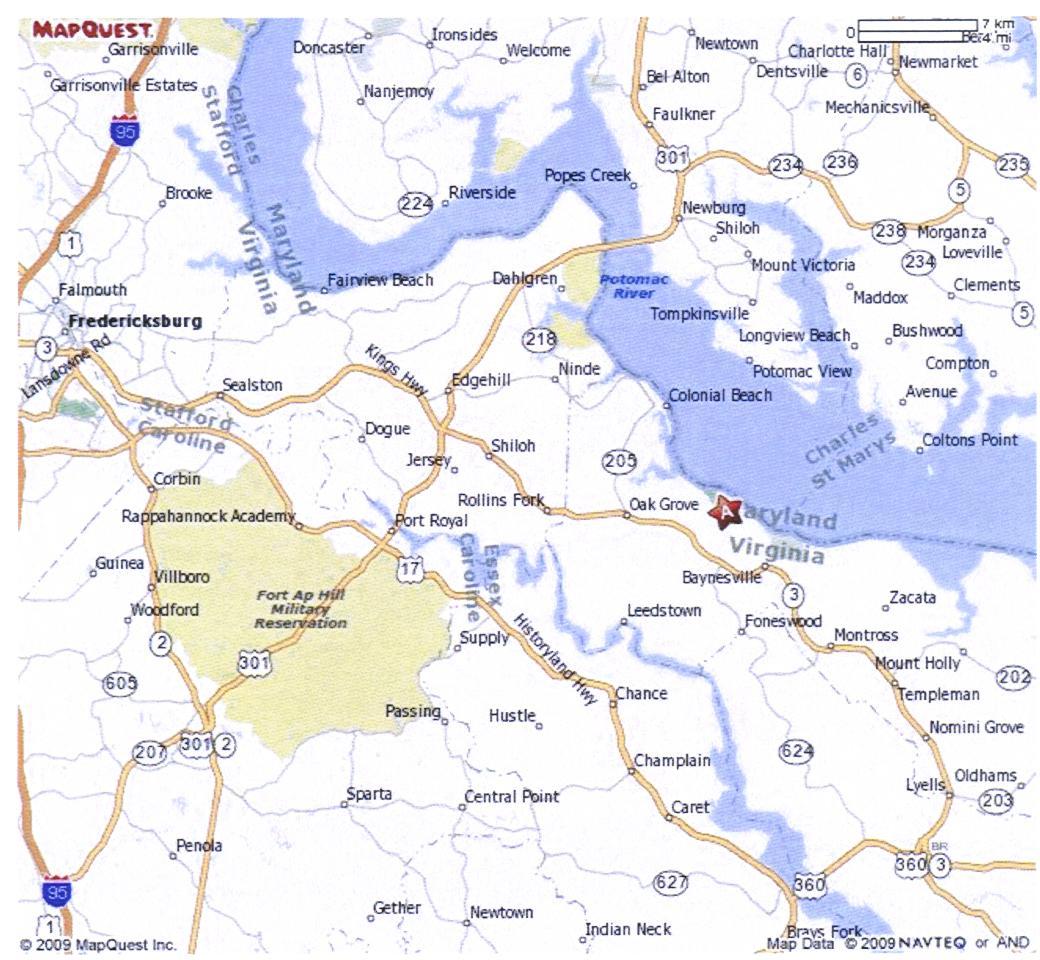 George Washington By Ellie ThingLink - Map of us when george washington was president