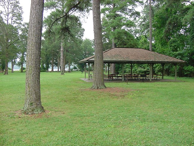 70b Picnic and Shelter