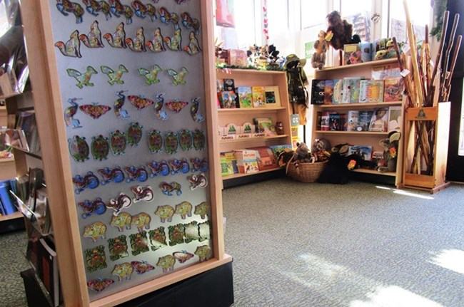 Park Store items for children