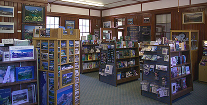 Glacier Natural History Association Bookstore
