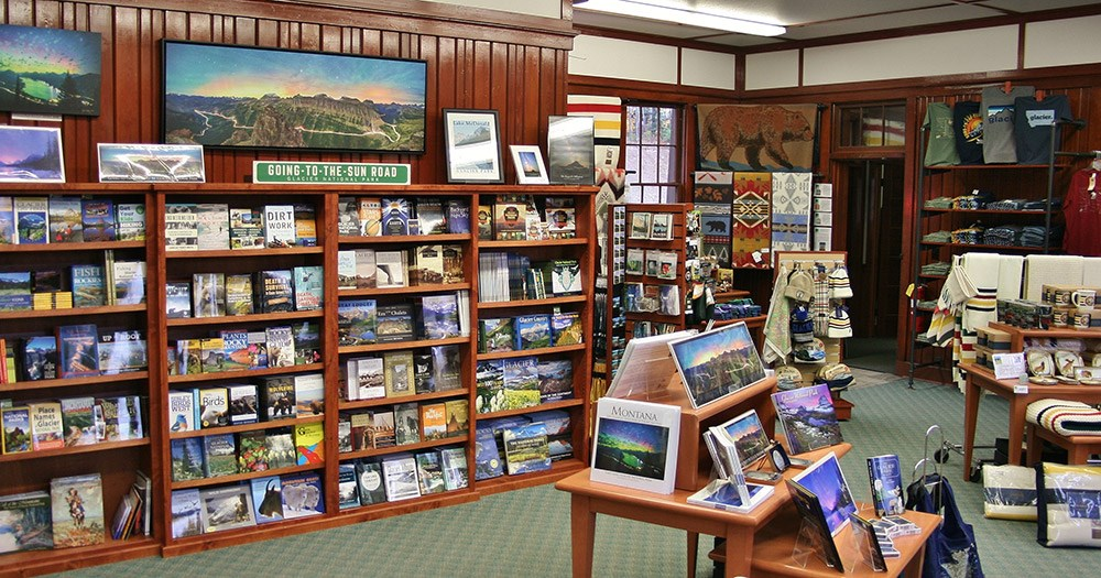 Glacier National Park Conservancy Bookstore