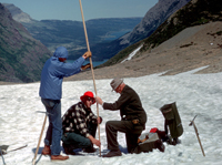 Research in Glacier National Park