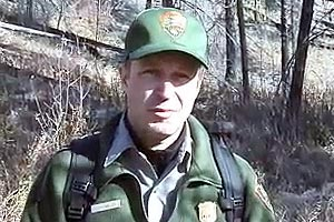 Wildlife Biologist John Waller