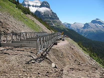 Going to the sun road opening dates in Perth