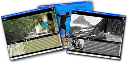 images of the virtual tours