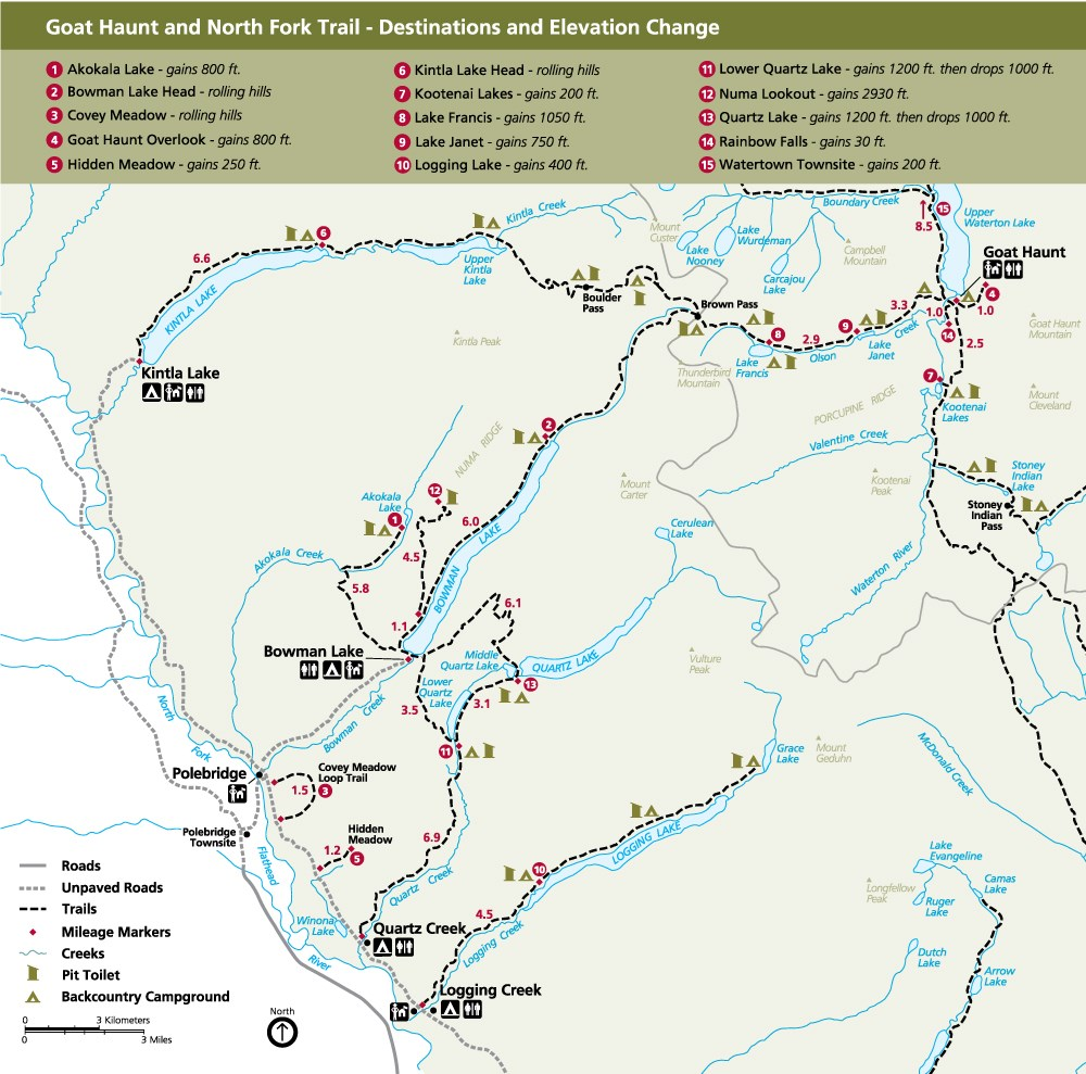 Map Stats Journals Long Walks The Hiking Life Best Hiking - Us hiking trails map
