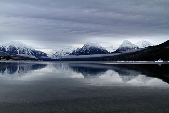 Picture of Lake McDonald