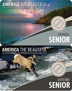 The 2019 America the Beautiful Senior Annual and Lifetime Passes