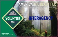 The 2021 America The Beautiful Volunteer Pass
