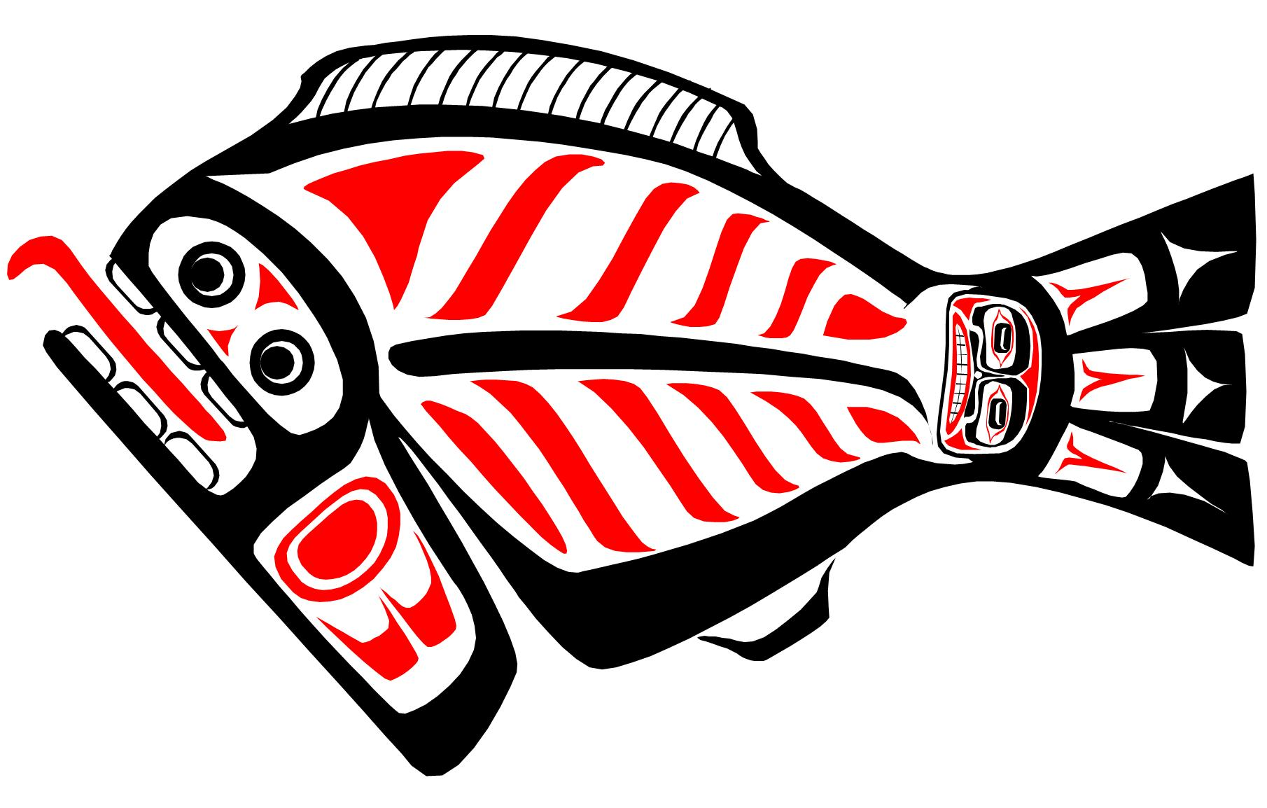 halibut art