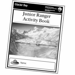 Get a copy of the Glacier Bay Junior Ranger Activity Book
