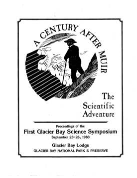 1983 Glacier Bay Science Symposium
