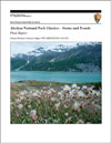Glacier Report AK National Parks