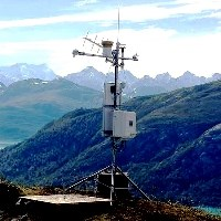 Queen Inlet Climate Monitoring Station