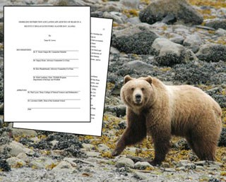 Read the entire study. Masters thesis by bear biologist Tania Lewis
