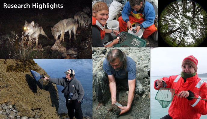 Glacier Bay Research Highlights