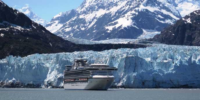 Enjoying Your Cruise Ship Visit Glacier Bay National