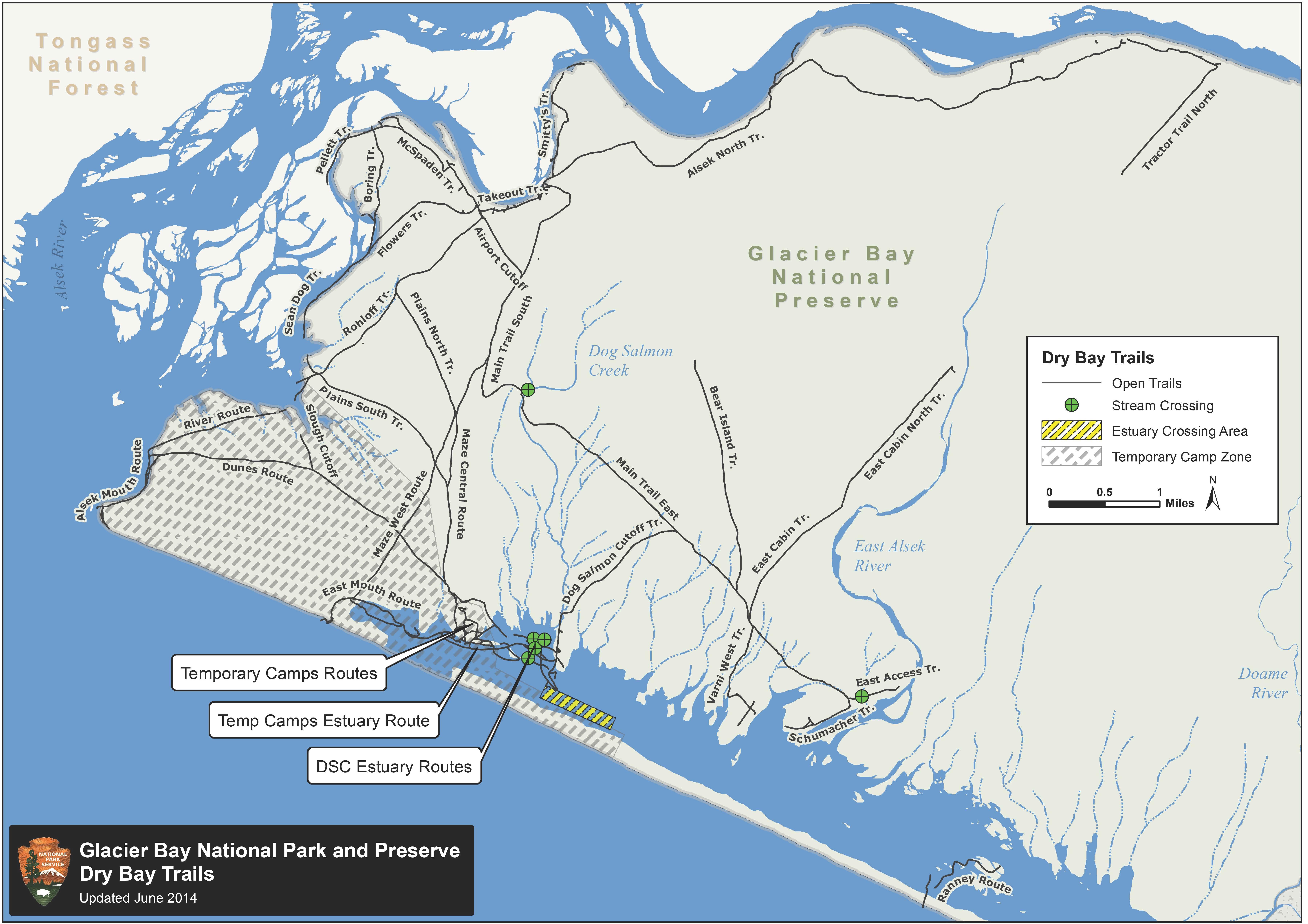 Hunting in Glacier Bay National Preserve Glacier Bay National Park