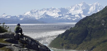 Exploring the wilds of Glacier Bay