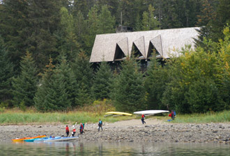 Glacier Bay Lodge is a great base from which to explore the park.