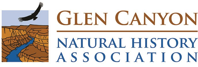 Logo for Glen Canyon Natural History Association.