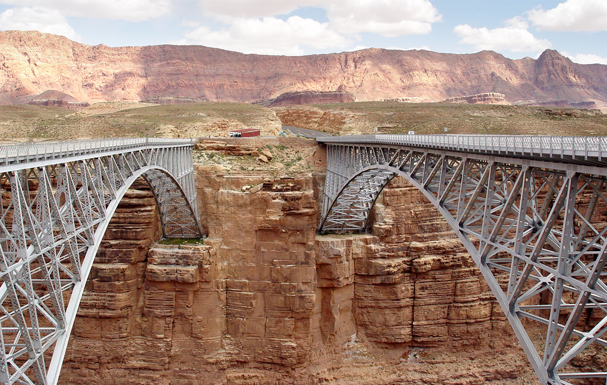 Navajo Bridge - Glen Canyon National Recreation Area (U S