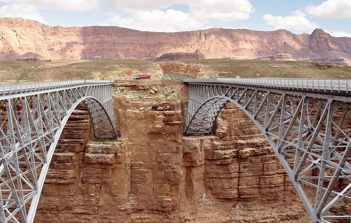 Navajo Bridge - Glen Canyon National Recreation Area (U.S. National Park Service)