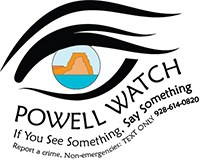 Logo for the Powell Watch Program