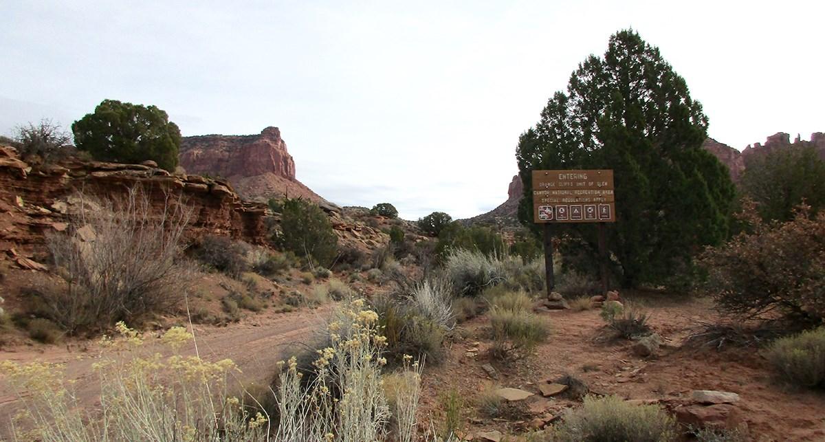 Orange Cliffs Glen Canyon National Recreation Area U S