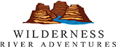 logo for Wilderness River Adventures