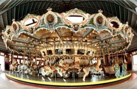 The 1921 Dentzel Carousel