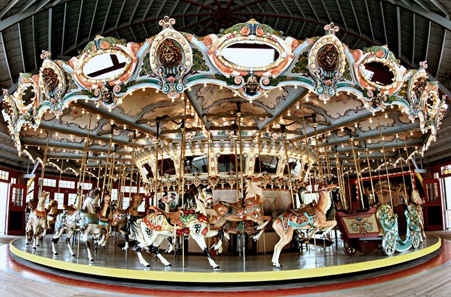 Carousel color 2003