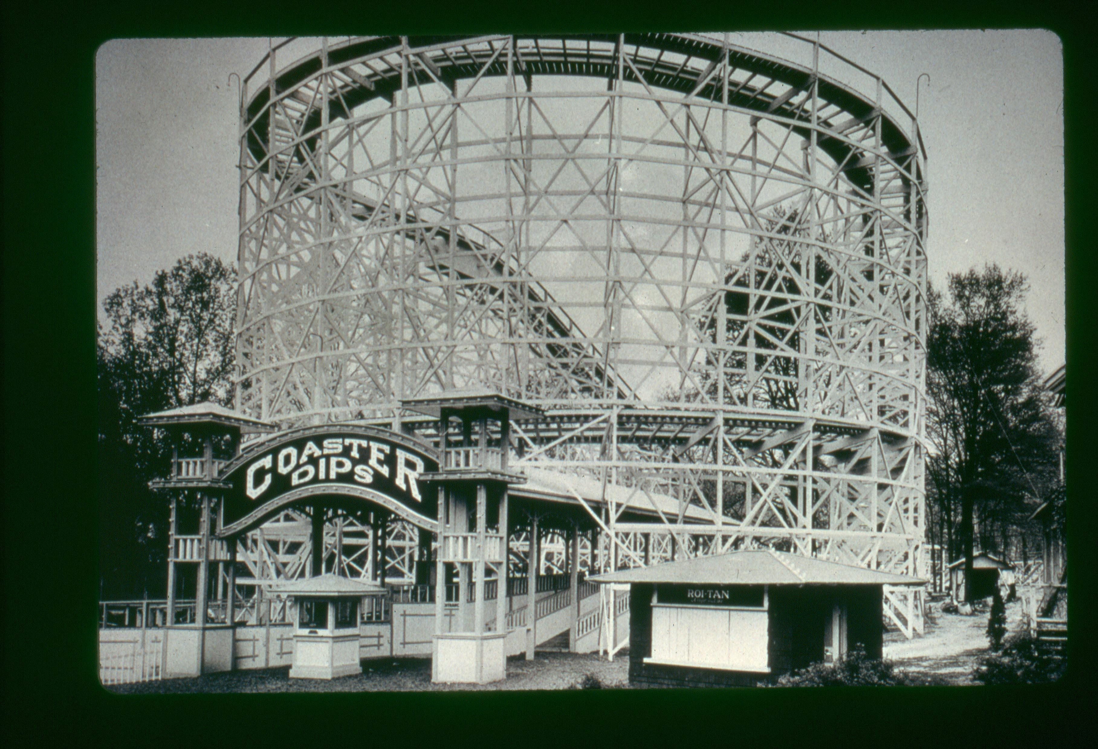 Amusement Park Days Glen Echo Park U S National Park