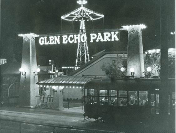 Amusement Park Days Glen Echo Park U S National Park