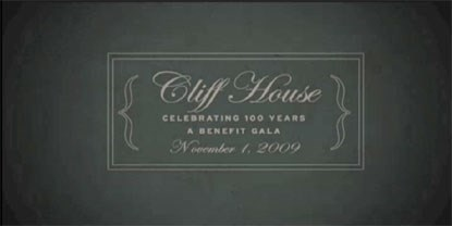 100th Anniversary of the Cliff House