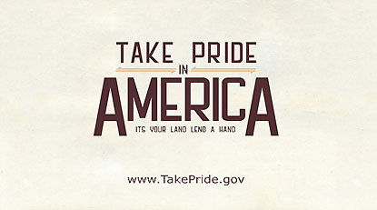 Video: Take Pride in America PSA (Team Roosevelt)