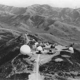 The SF-88C radar site on Wolf Ridge, Marin Headlands.