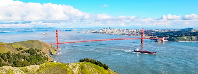 Creation Of Golden Gate National Recreation Area Golden