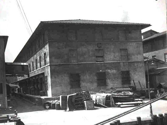 "Building ""C"" at Fort Mason"