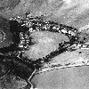 aerial view of Fort Baker