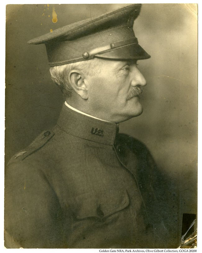 GOGA 20200.02 Olive Gilbert Collection Portrait of Pershing