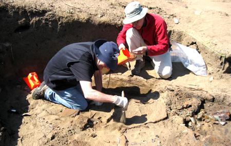 Archeology At Golden Gate Golden Gate National