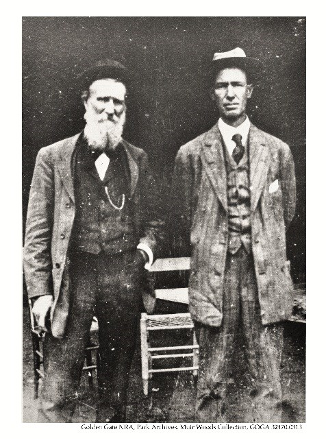 John Muir and William Kent