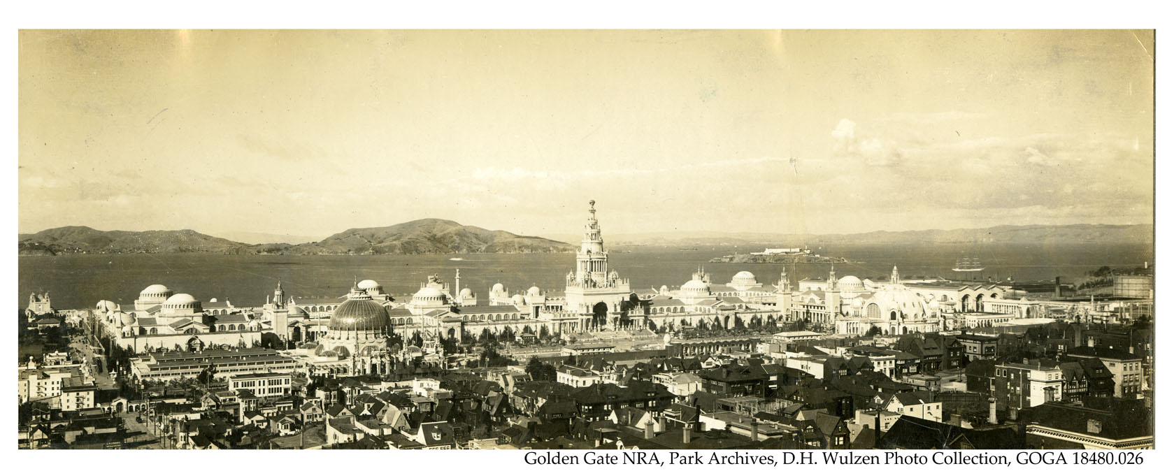 The Year Of The Panama Pacific International Exposition